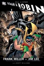 Couverture All Star Batman & Robin : The Boy Wonder