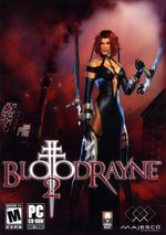 Jaquette BloodRayne 2