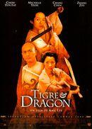 Affiche Tigre et Dragon