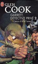 Couverture Cœurs d'or à l'amer - Garrett, détective privé, tome 2