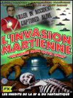 Affiche L'Invasion martienne