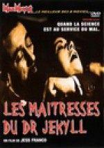 Affiche Les maîtresses du docteur Jekyll