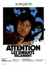 Affiche Attention, les enfants regardent