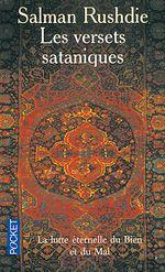 Couverture Les Versets sataniques
