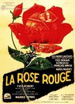 Affiche La Rose rouge