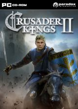 Jaquette Crusader Kings II