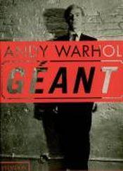 Couverture Andy Warhol géant