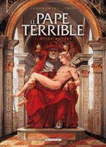 Couverture Della Rovere - Le Pape terrible, tome 1