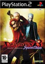 Jaquette Devil May Cry 3 : Special Edition