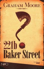 Couverture 221b Baker Street