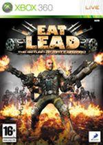 Jaquette Eat Lead : The Return of Matt Hazard