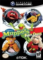 Jaquette Muppets : Party Cruise