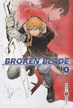 Couverture Broken Blade