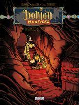 Couverture Le Grimoire de l'inventeur - Donjon Monsters, tome 12