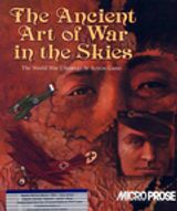 Jaquette The Ancient Art of War in the Skies