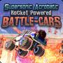 Jaquette Supersonic Acrobatic Rocket-Powered Battle-Cars