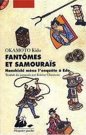 Couverture Fantômes et samouraïs