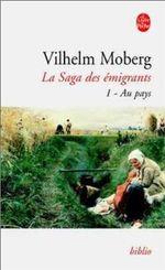 Couverture Au pays - La saga des émigrants, tome 1
