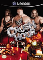 Jaquette WWE Crush Hour