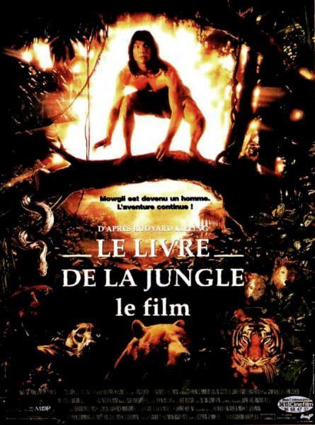 Le livre de la jungle le film film 1995 senscritique for Le livre de