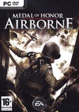 Jaquette Medal of Honor : Airborne