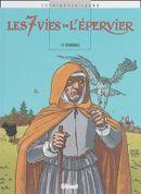 Couverture Hyronimus - Les 7 Vies de l'Épervier, tome 4