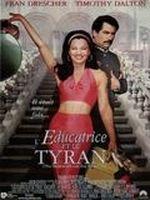 Affiche L'Éducatrice et le Tyran