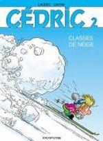 Couverture Classe de neige - Cédric, tome 2