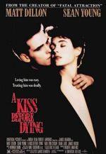 Affiche Un baiser avant de mourir