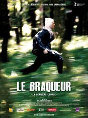 Affiche Le Braqueur, la dernière course