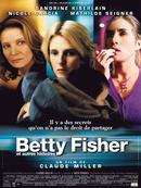 Affiche Betty Fisher et autres histoires