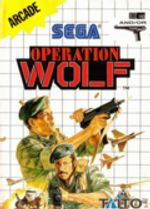 Jaquette Operation Wolf