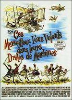 Affiche Ces merveilleux fous volants dans leurs drôles de machines