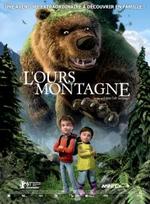 Affiche L'Ours Montagne