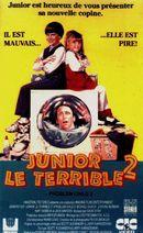 Affiche Junior le terrible 2