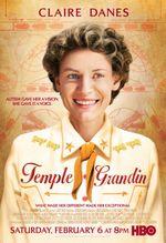 Affiche Temple Grandin