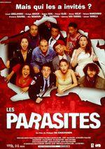 Affiche Les Parasites