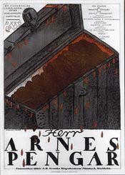 Affiche Le Trésor d'Arne