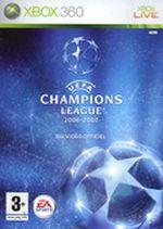 Jaquette UEFA Champions League 2006-2007