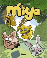 Couverture Le Miya