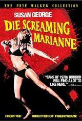 Affiche Meurs en hurlant, Marianne