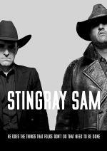 Affiche Stingray Sam