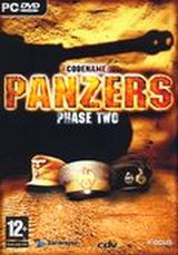 Jaquette Codename : Panzers Phase Two