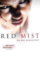 Affiche Red Mist