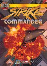 Jaquette Strike Commander