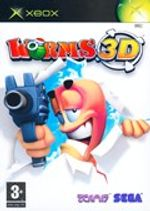 Jaquette Worms 3D