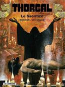 Couverture Le Sacrifice - Thorgal, tome 29