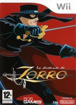 Jaquette La Destinée de Zorro