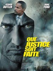 Affiche Que justice soit faite