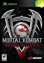 Jaquette Mortal Kombat : Deadly Alliance